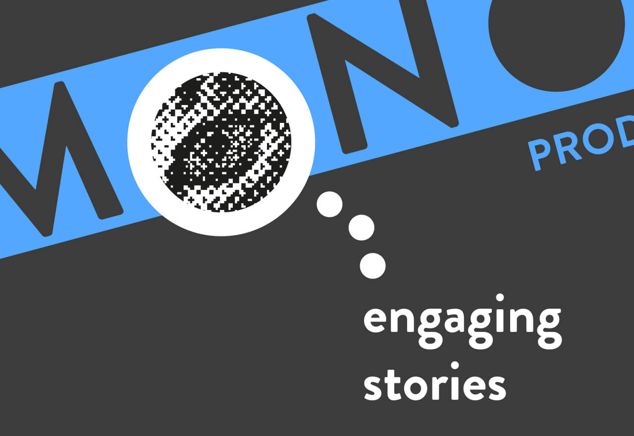 Identiteit logo Monocle