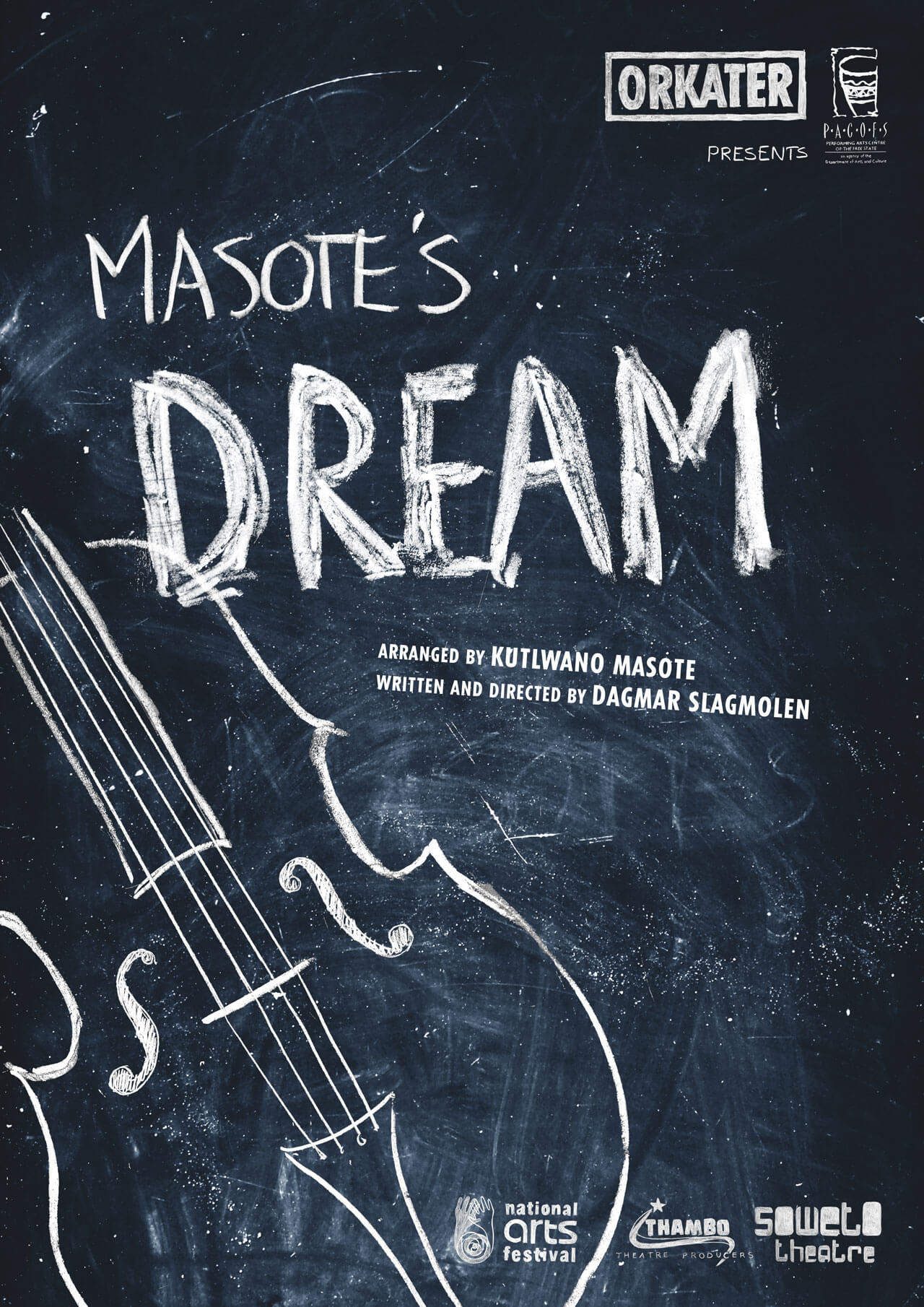 Poster Orkater Masote's Dream